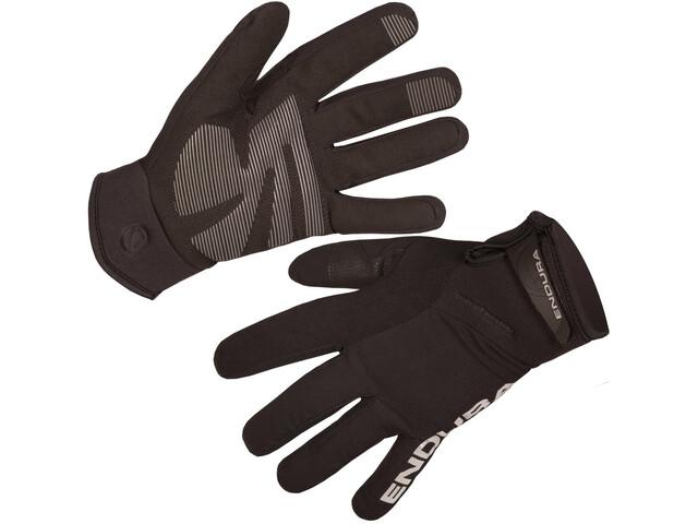 Endura Strike II Handschuhe Damen schwarz